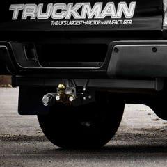 Truckman Tow Bar KIT VW Amarok Mk1-2 (10-21) 13 Pin with Electrics & Ball