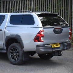 Truckman GLS Hardtop Canopy Toyota Hilux Mk8-9 (2016 Onwards) Double Cab