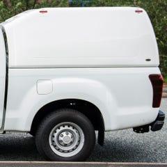 Truckman Classic High Roof Hardtop D-Max Mk4-5 (12-20) Double Cab