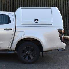Truckman Utility Hardtop Canopy (Solid Rear) Isuzu D-Max (2021 Onwards) Double Cab