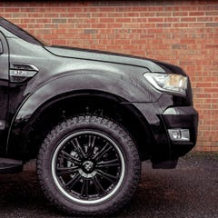 Wheel Arch Extension Kit Smooth Finish Ranger Mk6-7 (16on) Double Cab