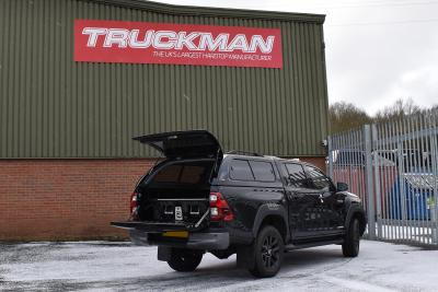 Truckman 'DECKED's out the New 2021 Toyota Hilux and Isuzu D-Max