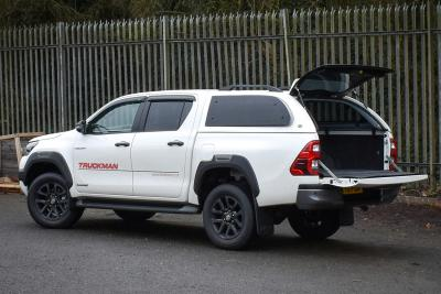 Truckman launches accessories range for new Toyota Hilux