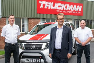 Dudley South MP Sees Truckman is Motoring Post Lockdown During Tour of its Headquarters