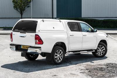 Truckman receives official Isuzu approval for new British-built RS-3 hardtop